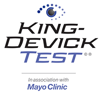 King Devick Test